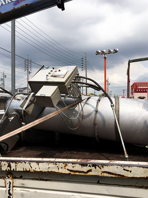 IHG T 400 4 岐阜にて、工具 DAITO 焼却炉IHGシリーズを買い取りいたしました。