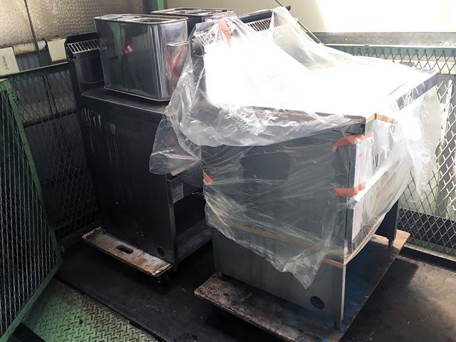 MGF C13WJ 岐阜にて、厨房機器 マルゼンガスフライヤーMGF C13WJを合わせて買取いたしました。