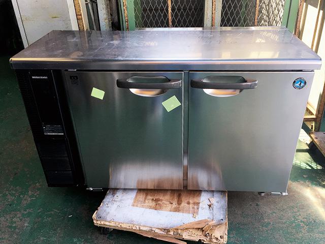 RT 120PTE1 岐阜にて、厨房機器 ホシザキ冷蔵コールドテーブルまとめてを買取いたしました。