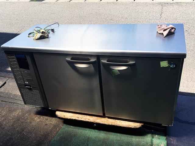RT 150SNF ML 岐阜にて、厨房機器 ホシザキ冷蔵コールドテーブルまとめてを買取いたしました。