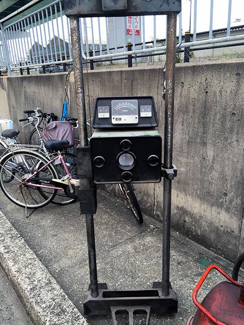 headlighttester 愛知にて、自動車工場から整備機械をまとめて買取致しました。