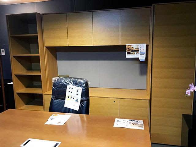 kokuyo hekimen 岐阜にて、オフィス家具 コクヨ 壁面収納家具3点セットを買取致しました。