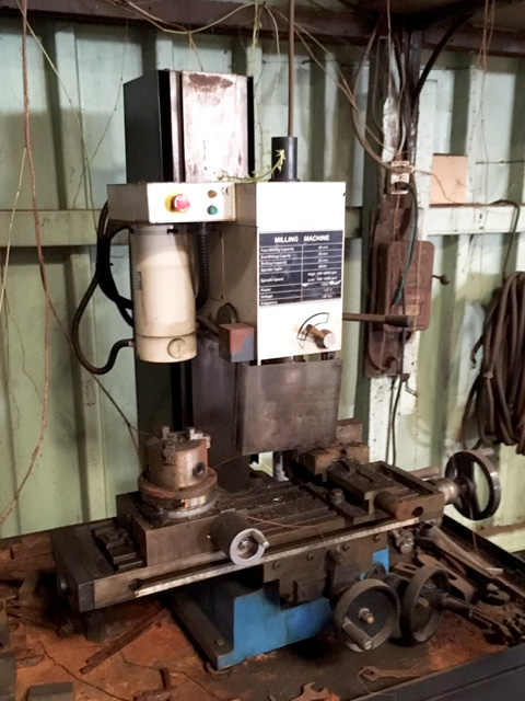 toolmatomete4 愛知にて、鉄工所で工作機械など各種工具をまとめて買取、片付けを行いました。