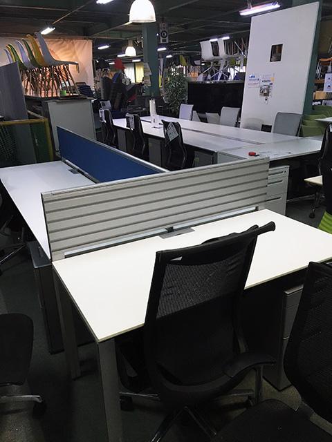 workgate2 三重にて、オフィス家具 コクヨ オフィスデスクシステムワークゲートシリーズを買取致しました。