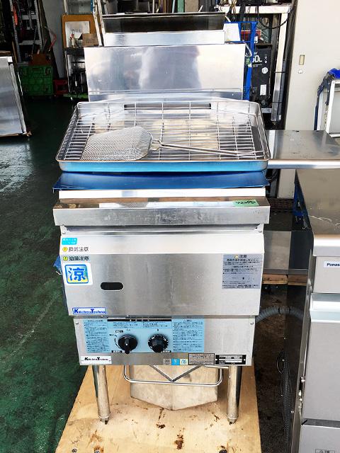 CF2 GA18 L16 愛知にて、厨房機器 高年式美品の製氷機、フライヤーを買取いたしました。