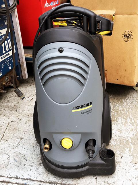 HD48 三重にて、工具 ケルヒャー 冷水高圧洗浄機を買い取りいたしました。
