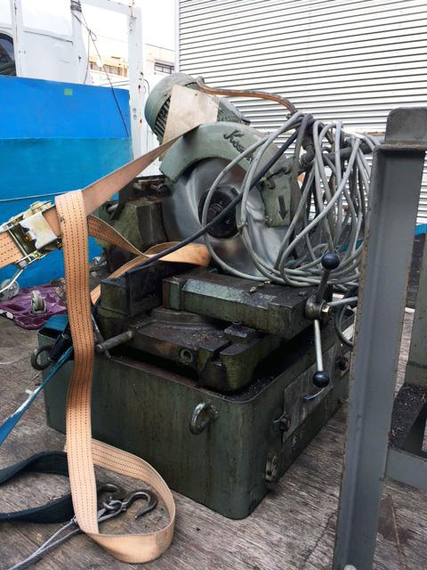 KCM 370N 愛知にて、工具 高速電機株式会社 精密メタル切断機KCM 370Nを買取致しました。