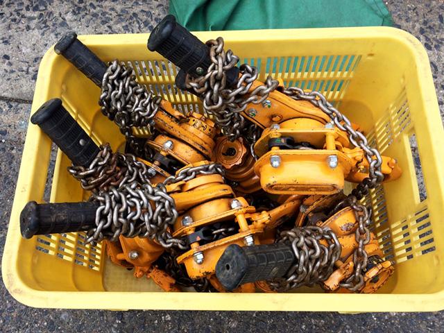 LB010 岐阜にて、工具 キトーレバーブロックLB010を買取致しました。