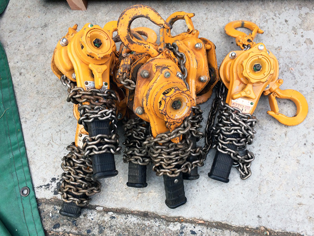 LB010 2 岐阜にて、工具 キトーレバーブロックLB010を買取致しました。