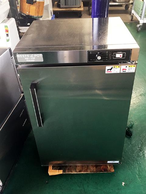 NB 10F 愛知にて、厨房機器 アンナカ株式会社電気ビーフェポットNB 10Fを買取いたしました。