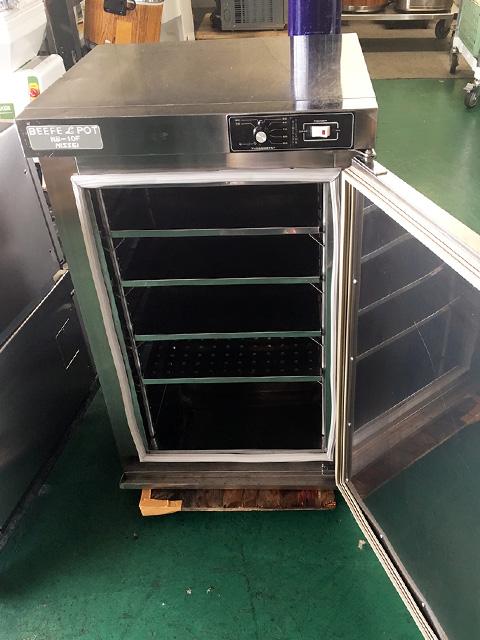 NB 10F 2 愛知にて、厨房機器 アンナカ株式会社電気ビーフェポットNB 10Fを買取いたしました。