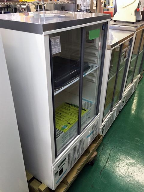 SSB 63CTL2 岐阜にて、厨房機器 ホシザキ 小形冷蔵ショーケース合わせて買取いたしました。