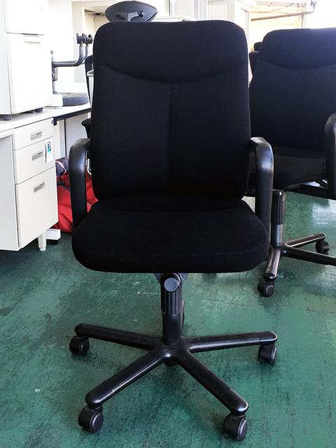 XG8160BJ 愛知にて、オフィス家具 カリモク オフィスチェアXG8160BJを買取致しました。