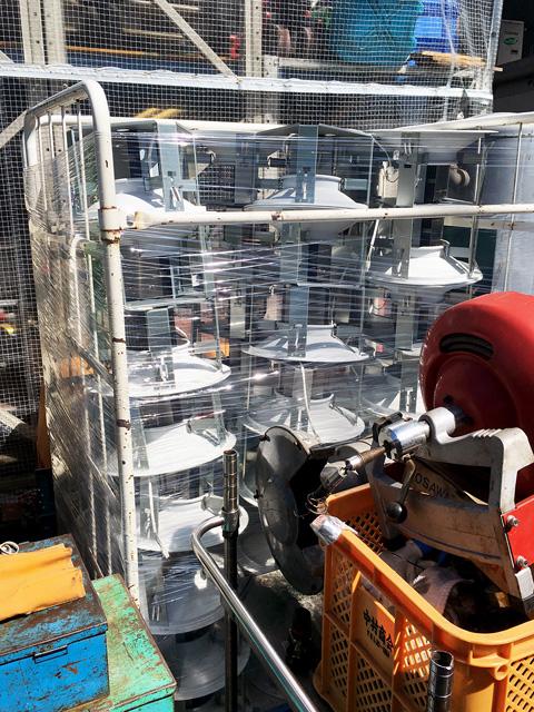 factory LED3 愛知にて、工具 ライトビーム LEDライトをまとめて多数買取致しました。