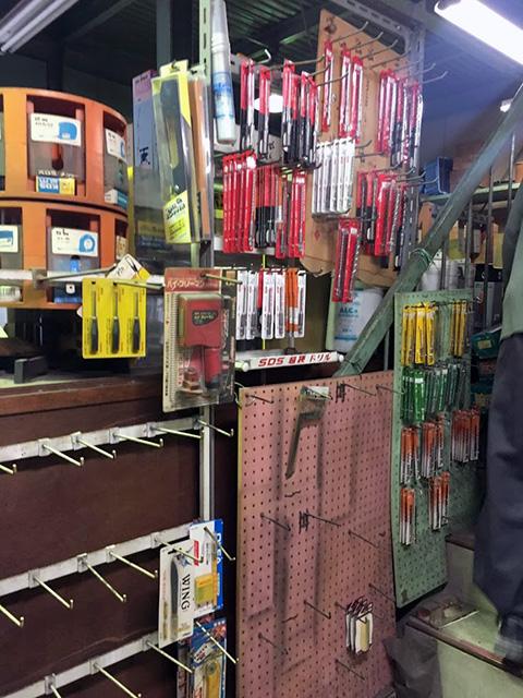 kanamono kaitori 3 愛知にて、金物屋の解体に伴う工具の大量買い取りを行いました。