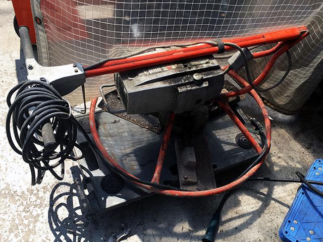 makita 4000 三重にて、工具 マキタ 電動コテ4000を買取致しました。