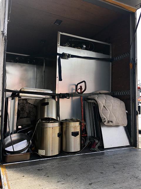 marugoto kaitori2 岐阜にて、厨房機器をお店丸ごと買取いたしました。