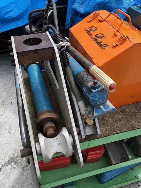 suidou matomete 2 愛知にて、工具 水道工事屋さんから工作機械、ハンドツールなど各種工具まとめて買取致しました。