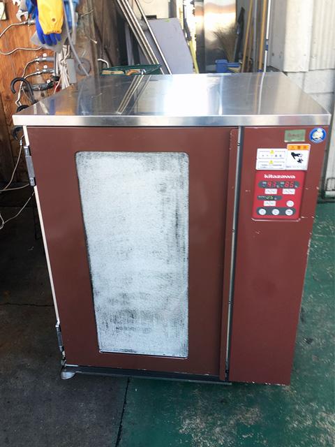BPB 12 三重にて、厨房機器 ホイロとベーカリーコンベクションオーブンを合わせて買取いたしました。