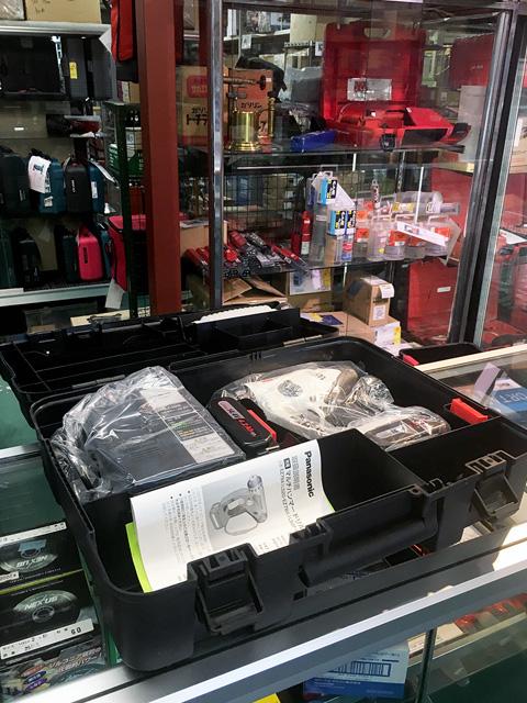 EZ78A1 三重にて、マキタ、パナソニックの電動工具を合わせて買取いたしました。