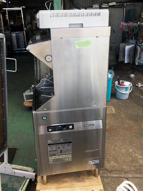 JWE 450RUA3 L 1 岐阜にて、厨房機器 ホシザキ業務用食器洗浄機JWE 450RUA3 Lを買取致しました。