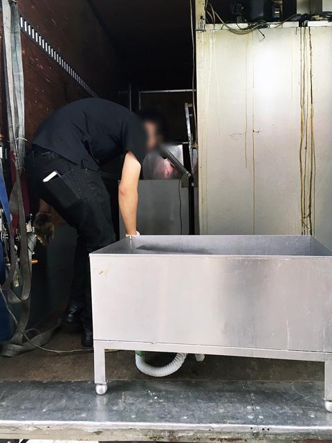 chou matomete0912 愛知にて厨房機器・板金類をまとめて多数買取致しました。