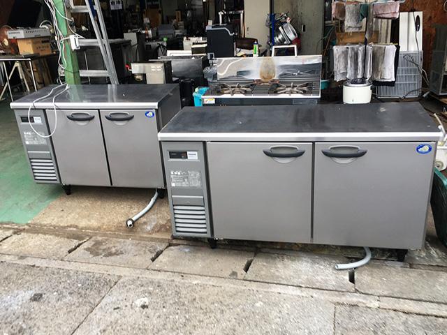 pana coldtable 三重にて、パナソニック製高年式厨房機器を合わせて買取いたしました。