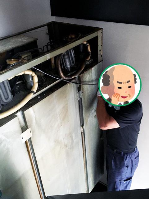 tategata 7 無限堂はきちんとした厨房機器買取・搬出作業を行っているの?実際に同行取材を行いました!
