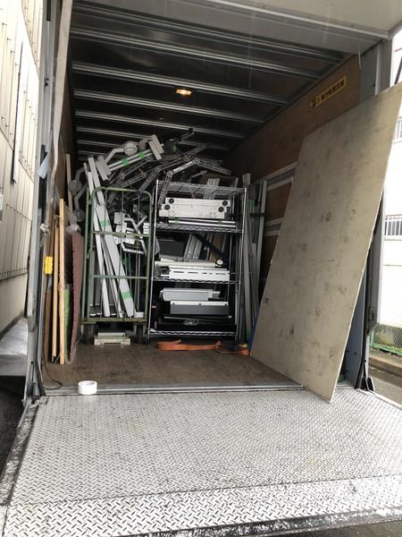 0610 2 無限堂オフィス館 買取後のトラックの中身をご紹介します!